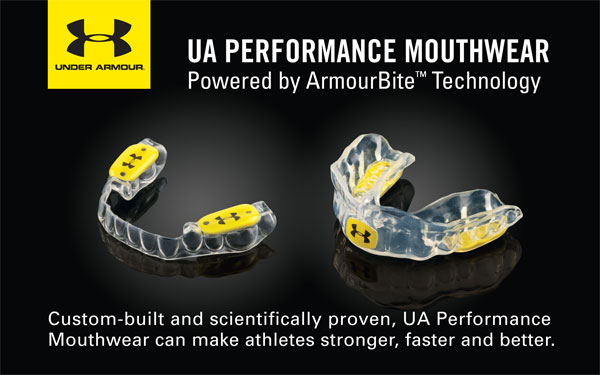 Under Armour Performance Mouthwear™