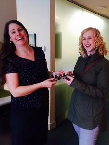 referral reward winner Glowbal gift card Vancouver dentist