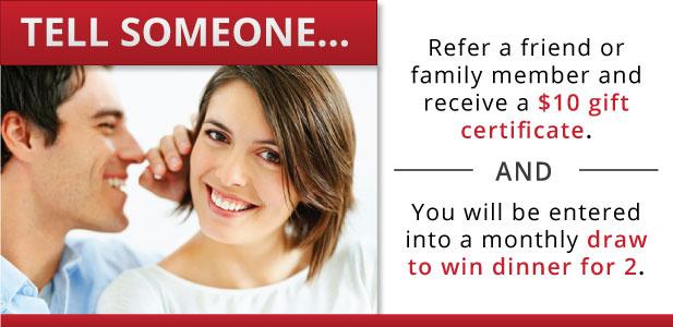 vancouver dental promotion referral