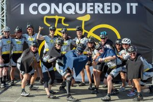 We proudly sponsor the Ride to Conquer Cancer